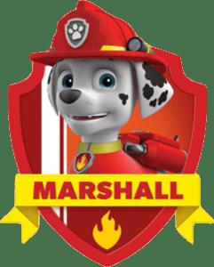 Patrulha Canina - Marshall 6
