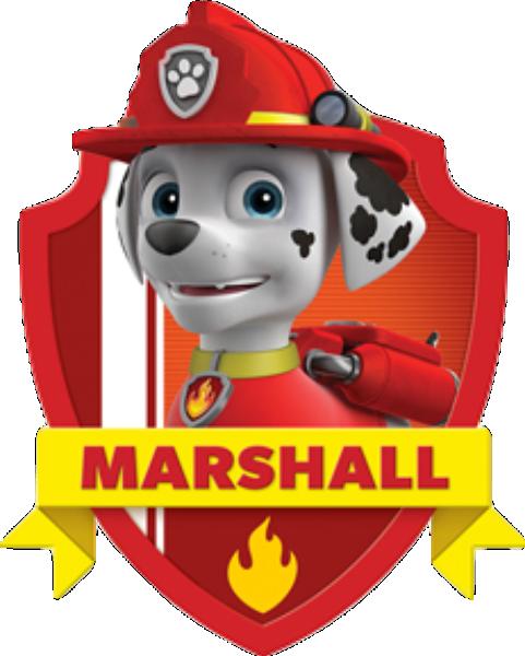 patrulha canina marshall 6 png imagens e moldes com br paw logo starts with k paw logistics la vernia tx