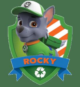 Patrulha Canina - Rocky 5