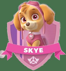 Patrulha Canina - Skye 1