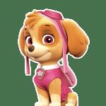 Patrulha Canina – Skye 5 PNG