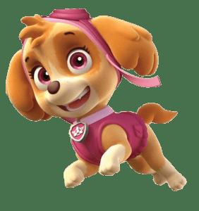 Patrulha Canina - Skye 6
