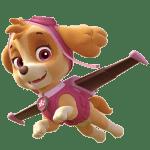 Patrulha Canina – Skye 7 PNG