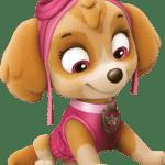 Patrulha Canina – Skye 8 PNG