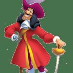 Peter Pan – Capitão Gancho 3 PNG