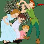 Peter Pan – Peter Pan e sua turma 2 PNG