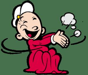 Popeye - Bebê Gugu