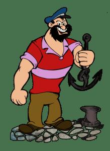 Popeye - Brutus