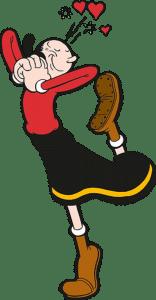 Popeye - Olivia Palito 3