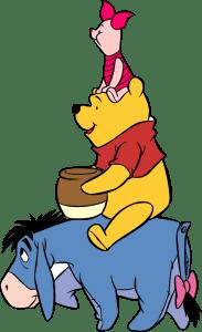 Ursinho Pooh - Turma do Ursinho Pooh 10