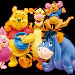 Ursinho Pooh – Turma do Ursinho Pooh 2 PNG