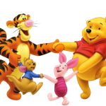 Ursinho Pooh – Turma do Ursinho Pooh 3 PNG