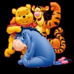 Ursinho Pooh – Turma do Ursinho Pooh 4 PNG