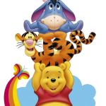 Ursinho Pooh – Turma do Ursinho Pooh 6 PNG