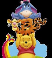 Ursinho Pooh - Turma do Ursinho Pooh 6