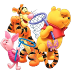Ursinho Pooh – Turma do Ursinho Pooh 8 PNG