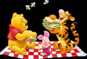 Ursinho Pooh - Turma do Ursinho Pooh 9