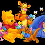 Ursinho Pooh – Turma do Ursinho Pooh PNG