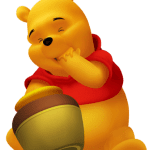 Ursinho Pooh – Ursinho Pooh PNG