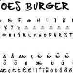 Fonte Joes Burger para Baixar Grátis