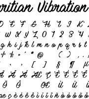 Fonte Mauritian Vibration para Baixar Grátis