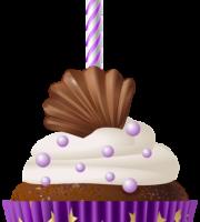Imagem de Bolos - Cupcake de Aniversário 2 PNG