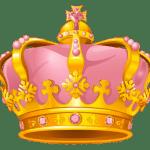 Imagem de Coroas – Coroa Rosa e Dourada