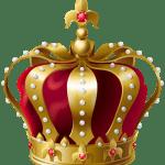 Imagem de Coroas – Coroa Vermelha e Dourada 2