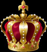 Imagem de Coroas - Coroa Vermelha e Dourada 2