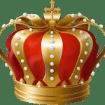 Imagem de Coroas – Coroa Vermelha e Dourada 5