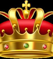 Imagem de Coroas - Coroa Vermelha e Dourada 6