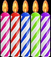 Imagem de Festa - Vela de Aniversário PNG