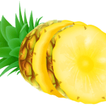 Imagem de Frutas – Abacaxi PNG