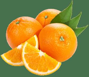 Imagem de Frutas - Laranja 12 PNG