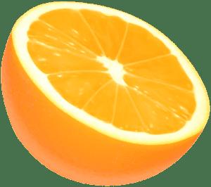 Imagem de Frutas - Laranja 4 PNG