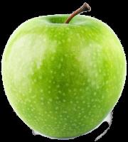 Imagem de Frutas - Maçã Verde 5 PNG