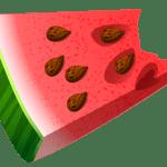 Imagem de Frutas – Melancia 7 PNG
