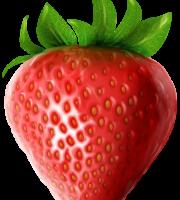 Imagem de Frutas - Morango 2 PNG