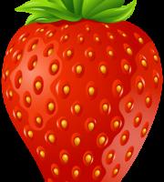 Imagem de Frutas - Morango 6 PNG