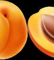Imagem de Frutas - Pêssego 2 PNG