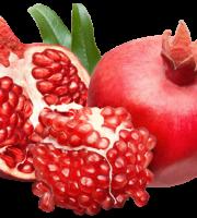 Imagem de Frutas - Romã PNG