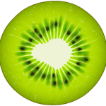 Imagem de Frutas – Kiwi 3 PNG