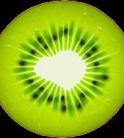 Imagem de Frutas - Kiwi 3 PNG