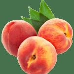 Imagem de Frutas – Pêssego 9 PNG