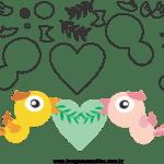 Molde de Coração para Feltro – EVA e Artesanato 14