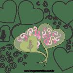 Molde de Coração para Feltro – EVA e Artesanato 16