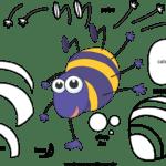 Molde de Formiga para Feltro – EVA e Artesanato 4