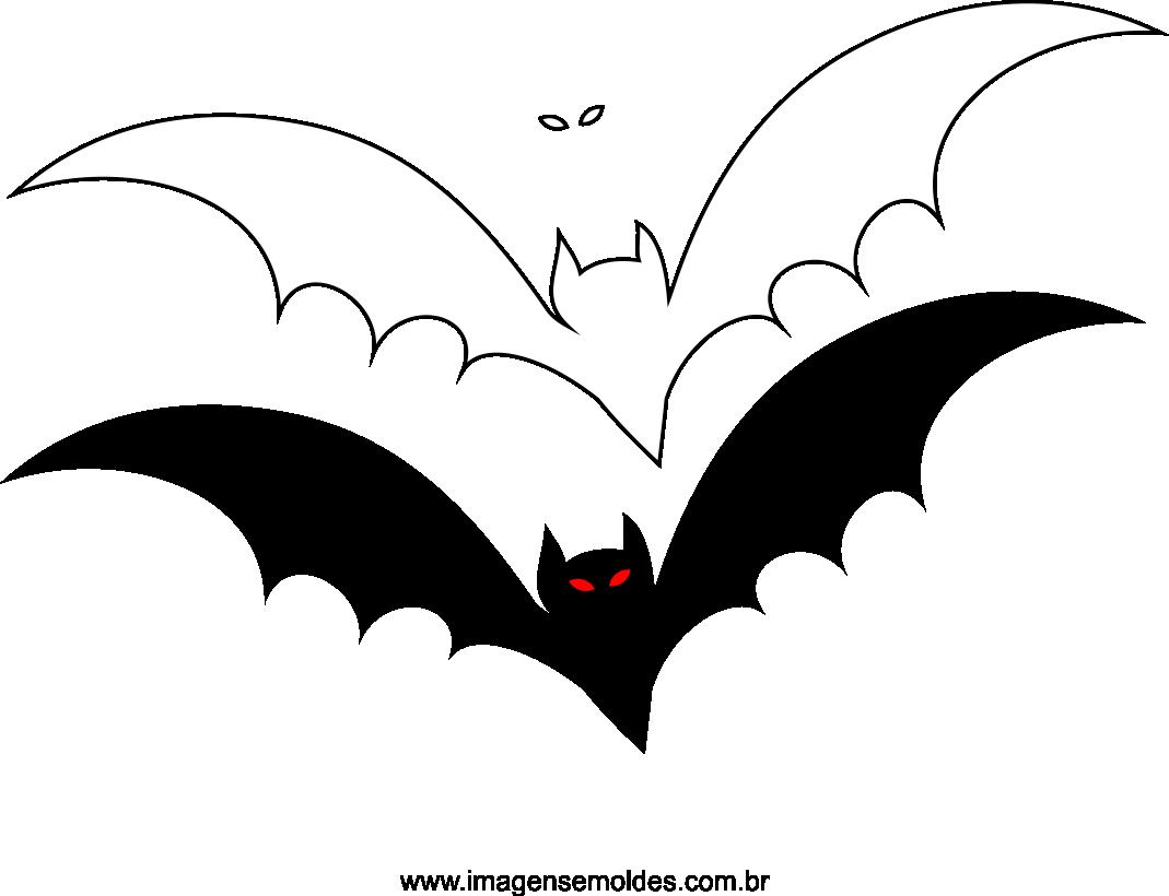 Molde de Morcego para EVA Feltro e Artesanato 1, Molde de fieltro de murciélago - EVA y manualidades, Filz Fledermausform - EVA und Kunsthandwerk, Felt Bat Mold - EVA and Crafts