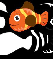 Molde de Peixe Para EVA - Feltro e Artesanato 4