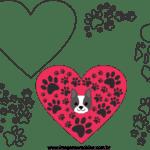 Molde de Coração para Feltro – EVA e Artesanato 17